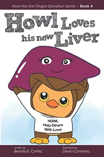 Howl Loves His New Liver