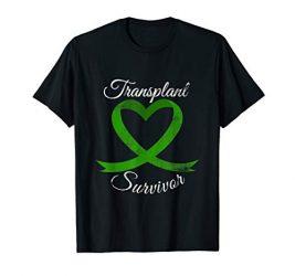 Organ Transplant Awareness T-Shirt Kidney Disease Awareness T-Shirt